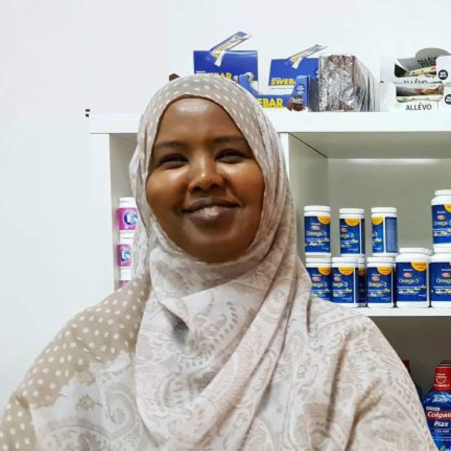 Mona Abdi